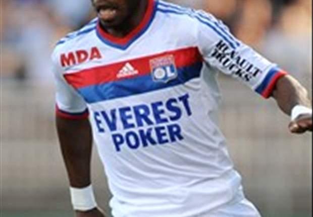 Olympique Lyonnais 3-1 Bordeaux: Bafetimbi Gomis & Michel Bastos send OL to victory