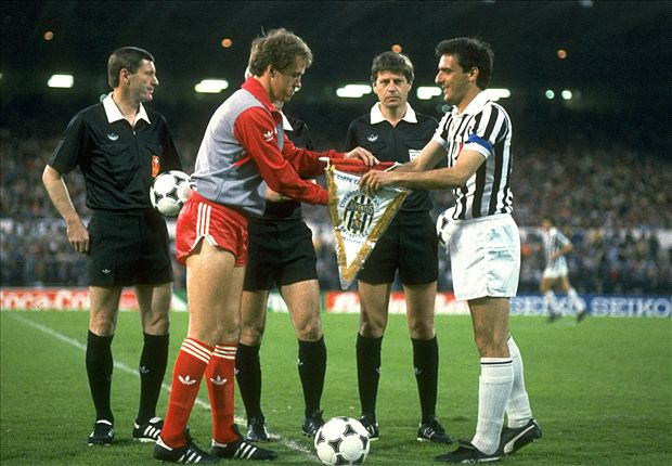 The 30th Anniversary Of Heysel The Tragedy At The European Cup Final Between Juventus And Liverpool Goal Com