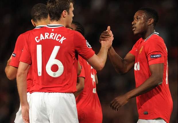 Manchester United müht sich zu einem Sieg gegen Norwich City