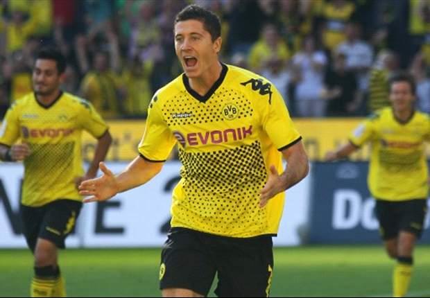 Borussia Dortmund 4-0 Augsburg: Lewandowski Hat-Trick Seals Emphatic Victory For Defending Champions