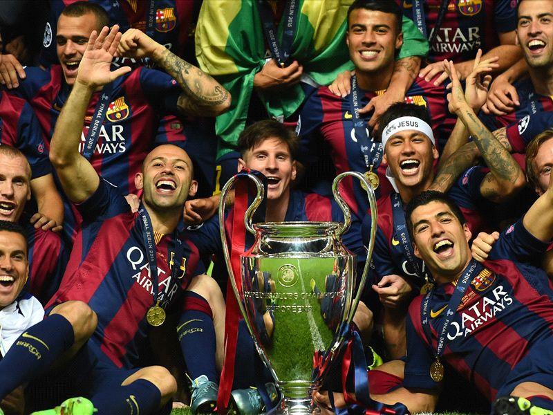 Inilah daftar juara Piala Eropa sejak pertama kali digelar pada 1955 56  hingga Liga Champions musim 2014 15 ini. 99619a6639