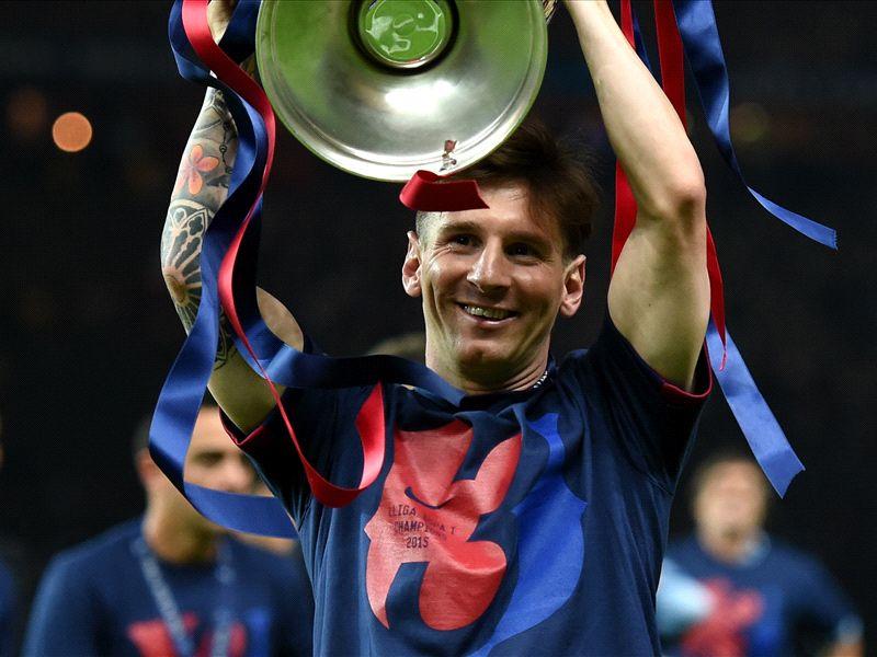 """""""Messi não sabe o quão grande ele pode se tornar"""", diz Bartomeu"""