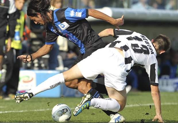 Sepuluh Pemain Udinese Tahan Atalanta