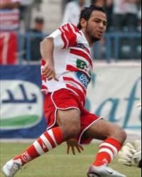 Zouheir Dhaouadi, Tunisia International
