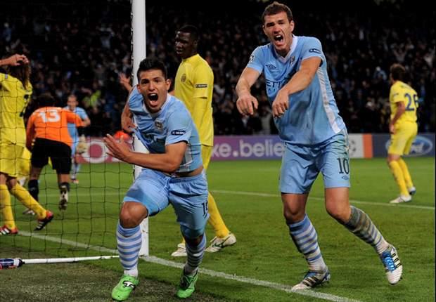 Champions League Preview: Villarreal v Manchester City