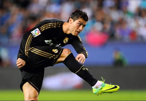 b8143ffad6b Valencia 2-3 Real Madrid  Cristiano Ronaldo goal clinches hard-fought win as