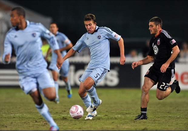 D.C. United 0-1 Sporting Kansas City: KC finishes top of the Eastern Conference
