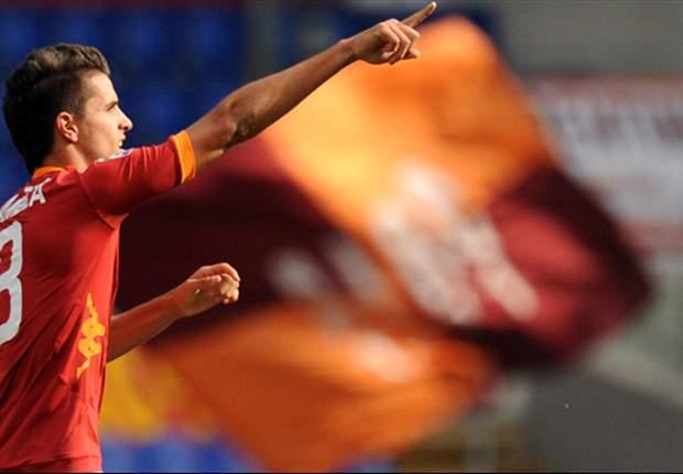 Roma 1-0 Palermo: Lamela nets debut goal as Luis Enrique's side bounce back from last week's derby defeat