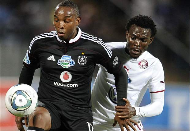 Orlando Pirates 0-0 Pretoria University: Tuks put Bucs title dreams on hold