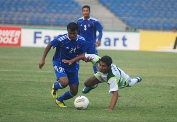 Maldives 1-0 Nepal: The Gorkhalis crash out after failing to recover from a crucial defensive lapse