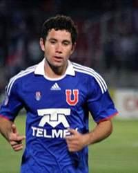 Eugenio Mena, Chile International