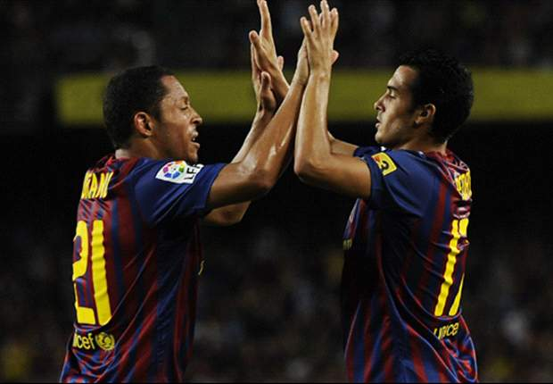 Rayo Vallecano 0-7 Barcelona: Messi and Pedro both net doubles as Catalan giants romp to resounding victory