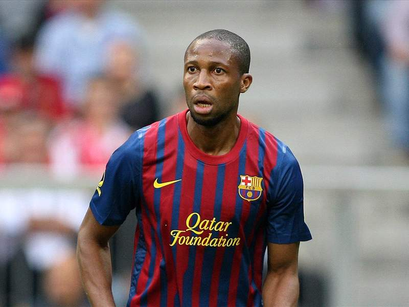 Seydou Keita: I rejected Real Madrid to join Barcelona | Goal.com