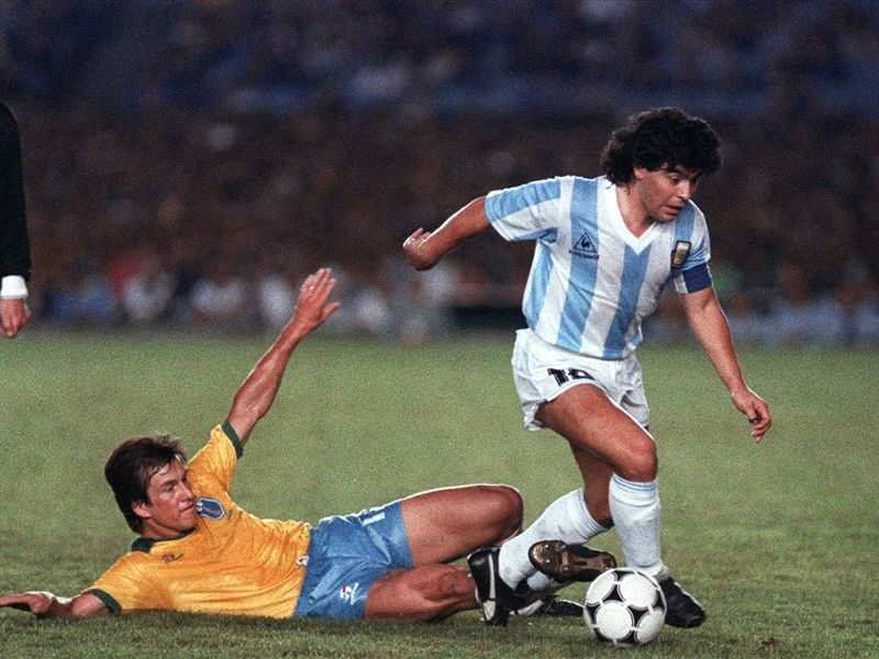 How Many Ballons D Or Would Maradona Have Won Goal Com