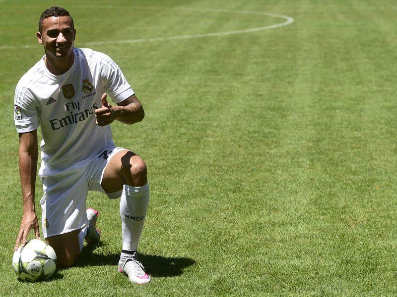 Danilo crea atasco en el lateral derecho del Real Madrid