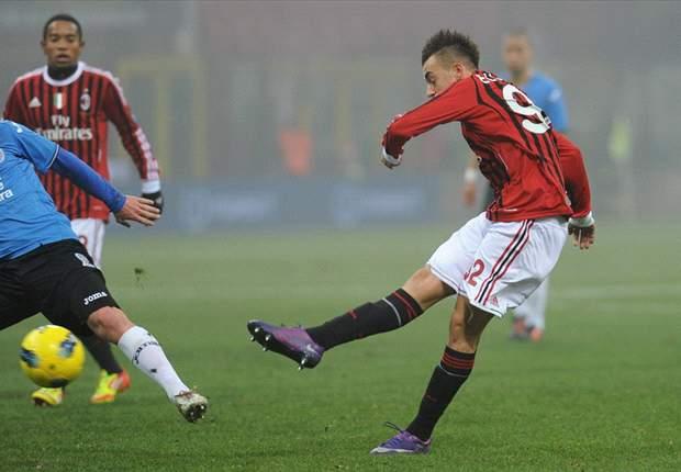 AC Milan 2-1 Novara (AET): Pato nets extra-time winner to secure last-eight Coppa Italia clash for Rossoneri