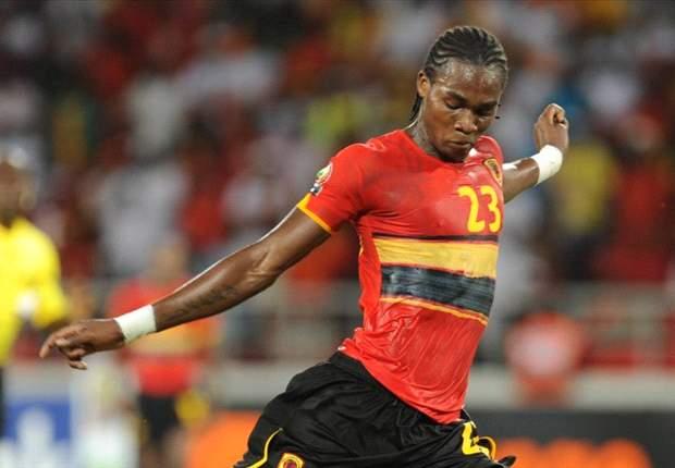 Sudan 2-2 Angola: Former Manchester Utd striker Manucho nets brace for Black Antelopes but Ahmed Bashir double ensures entertaining Group B draw