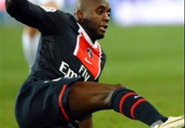 Nancy 2-1 Paris Saint-Germain: Mollo strikes late as Ancelotti's side suffers title setback