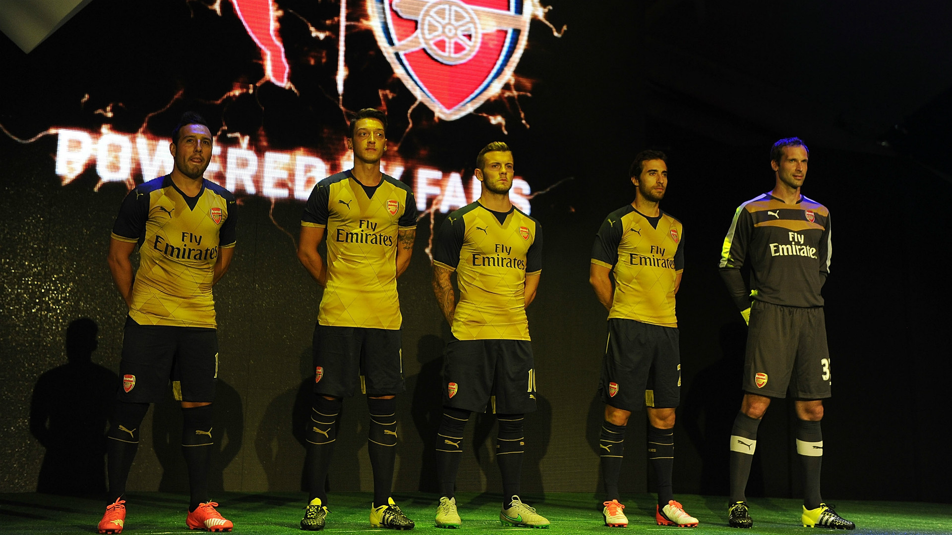 brand new 37e7a b1910 Arsenal reveal new away kit for 2015-16 | Goal.com