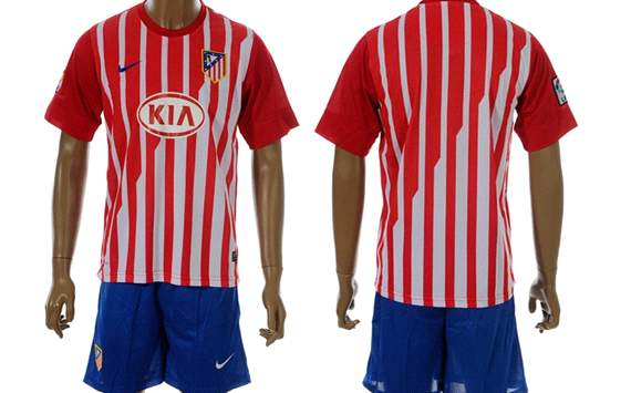 the latest 8aad9 47f94 Behind the story of Atletico Madrid's accidental kit ...