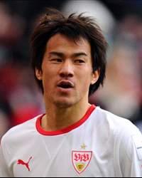 Shinji Okazaki Profilo Giocatore