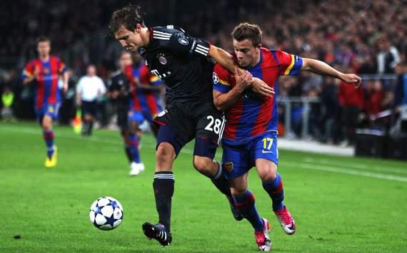 Xherdan Shaqiri Der Werdegang Des Bayern Wunschspielers Goal Com