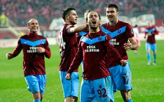 Süper Lig Tabellenstand