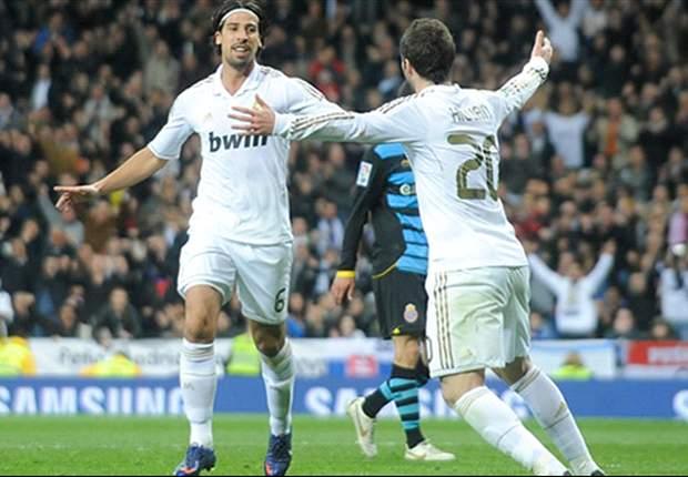 Real Madrid 5-0 Espanyol: Kaka in tantalising form as Mourinho's men restore 10-point lead at the top of La Liga