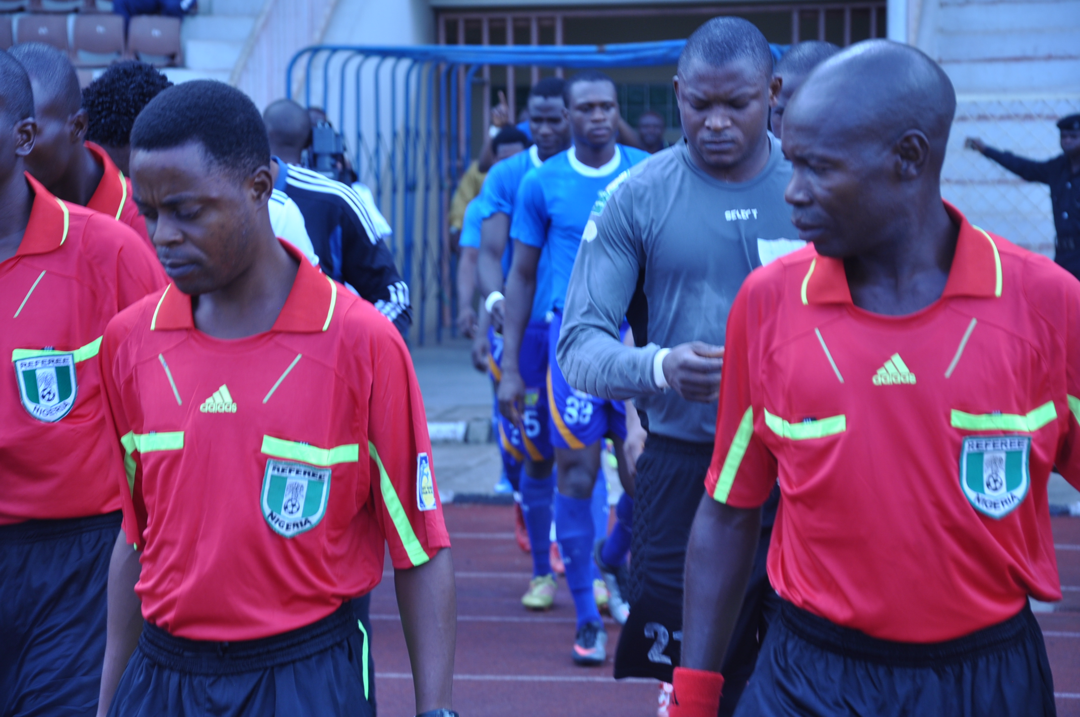 The Nigeria Professional Football League Returns: The Challengers
