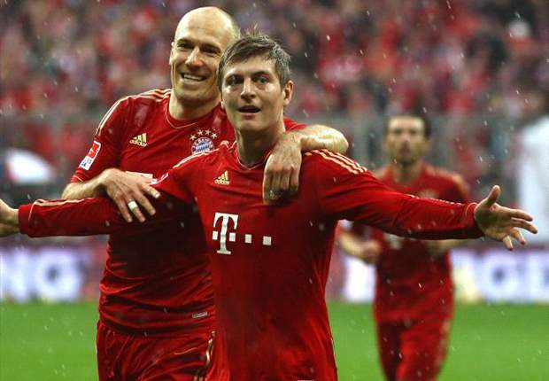 ALL - Le Bayern prépare bien l'OM