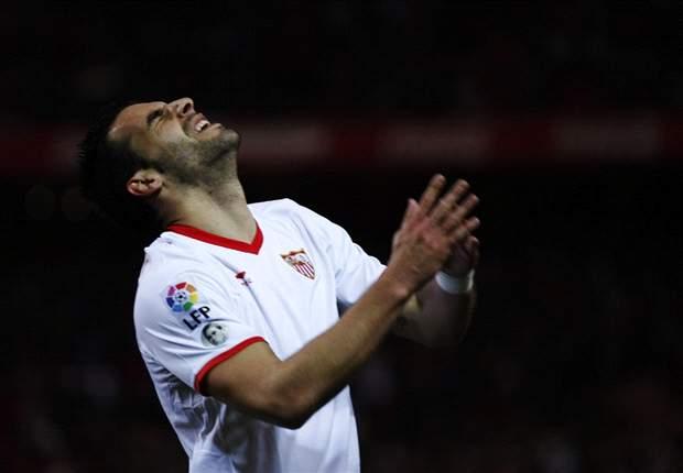 Getafe vernedert Sevilla met 5-1