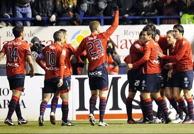 Espanyol 0-3 Osasuna: Demasiado castigo para el equipo perico