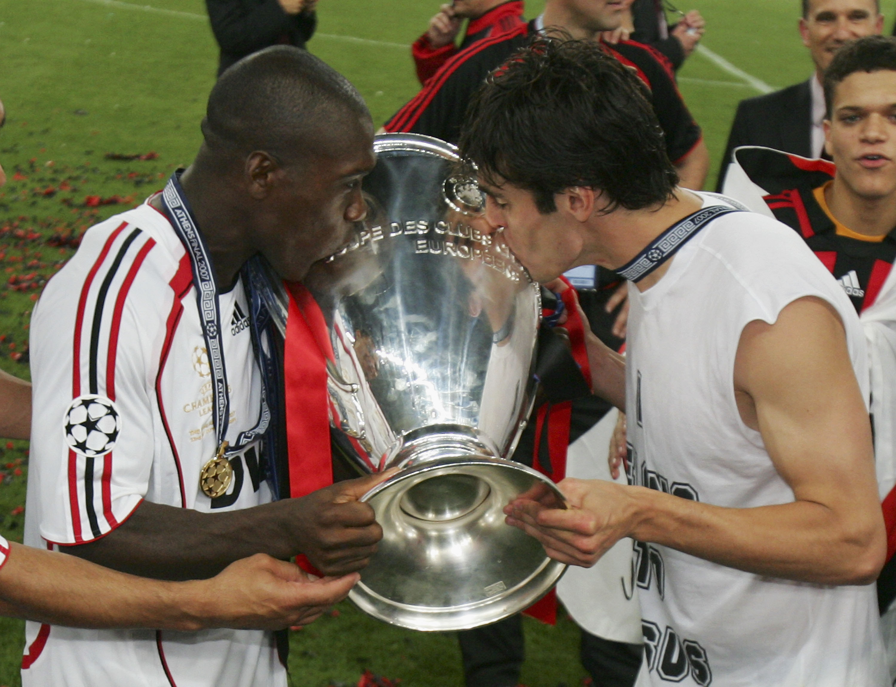 The final match for Mr Champions League? Clarence Seedorf faces ...