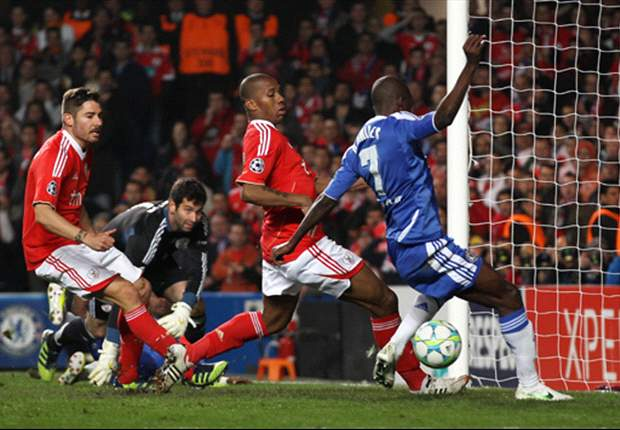 Chelsea vence Benfica e se classifica para a semi