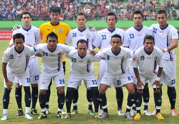 Arema IPL Gasak Ayeyawady United