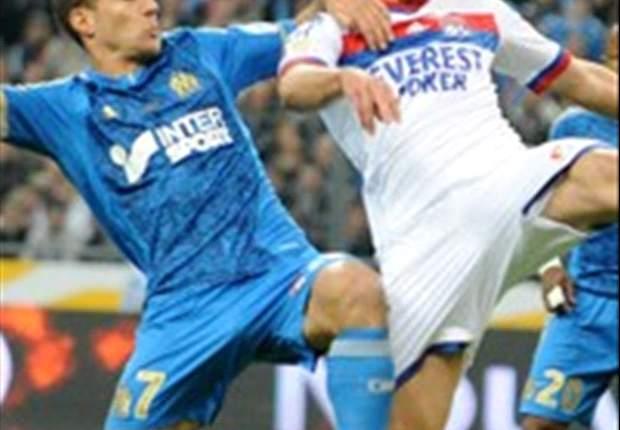 Olympique Lyonnais 0-1 Olympique de Marseille (aet): Brandao secures Coupe de la Ligue for record-breaking OM