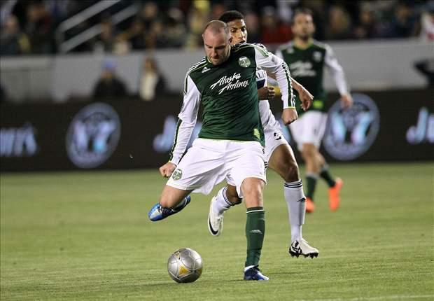 LA Galaxy 3-1 Portland Timbers: Juninho returns to form to score winner