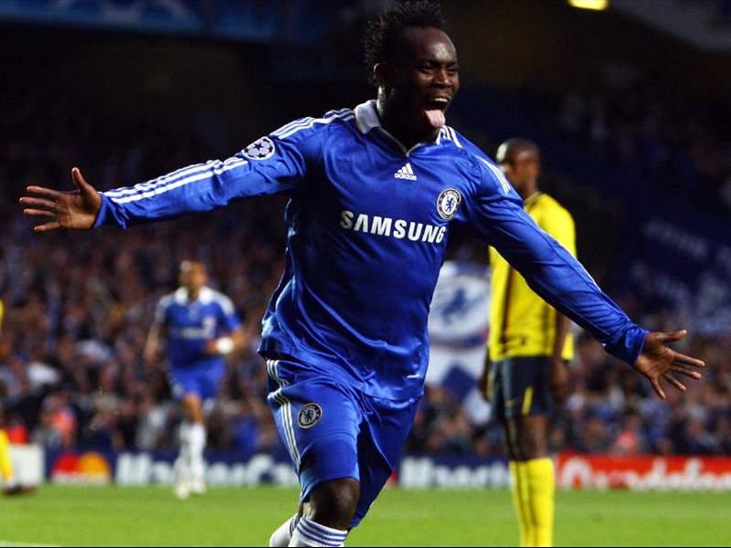 Chronicling Michael Essien's Chelsea career | Goal.com