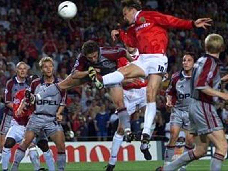 champions league where are they now the bayern munich and manchester united teams of 1999 goal com champions league where are they now