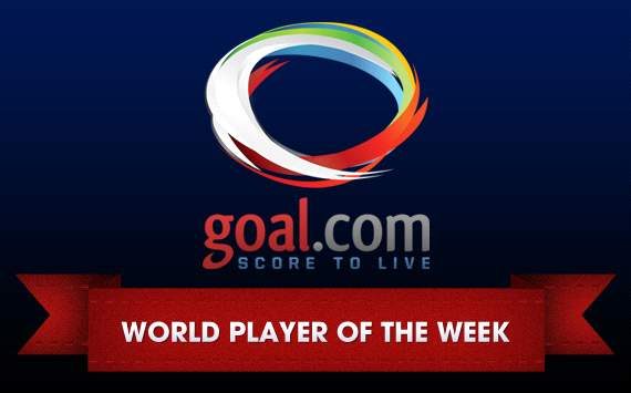 World Player of the Week