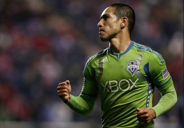 Chicago Fire 1-2 Seattle Sounders FC: Eddie Johnson scores first goal for Seattle