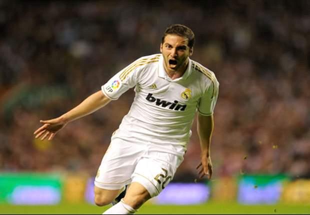 Athletic Bilbao 0-3 Real Madrid: Higuain, Ozil and Ronaldo on target as Mourinho's champions celebrate 32nd Liga title
