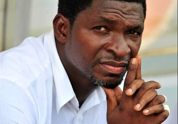 Local Black Stars coach, Maxwell Konadu