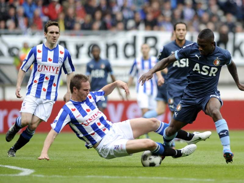 Eredivisie Round 34 Results Goals Galore As Feyenoord Hold On To