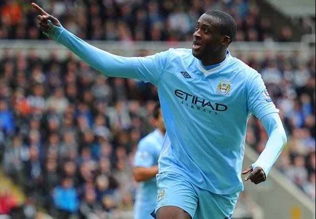 Arsenal 0-2 Manchester City: Zabaleta & Yaya Toure score as champions ease past Gunners in Beijing