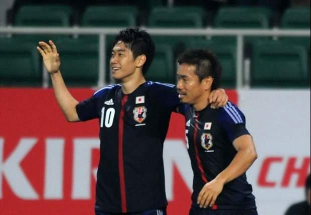 Japan 2-0 Azerbaijan: Kagawa on scoresheet as Samurai Blue ease to victory