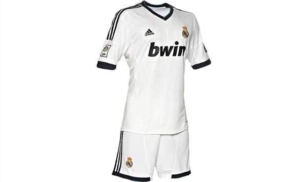 size 40 026de 835c5 Real Madrid unveil 2012-13 kits   Goal.com