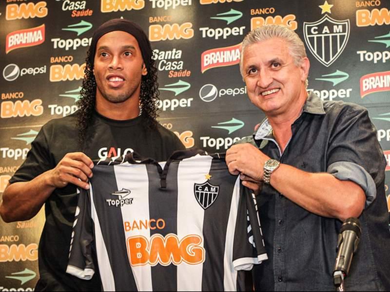 Ronaldinho 'very motivated' to succeed at Atletico Mineiro | Goal.com