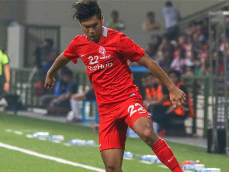 Goal southeast asia player of the week: christopher van huizen