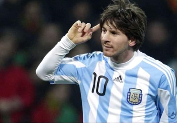 Argentina 4-3 Brazil: Magical Messi hat-trick decides clasico thriller